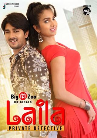 Laila Private Detective 2021 S01 Hindi Complete BigMovieZoo Web Series 720p HDRip 170MB x264 AAC