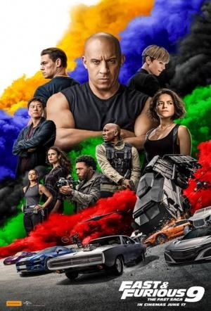 Fast & Furious 9 (2021) English 720p HDCAM x264 AAC 900MB Download