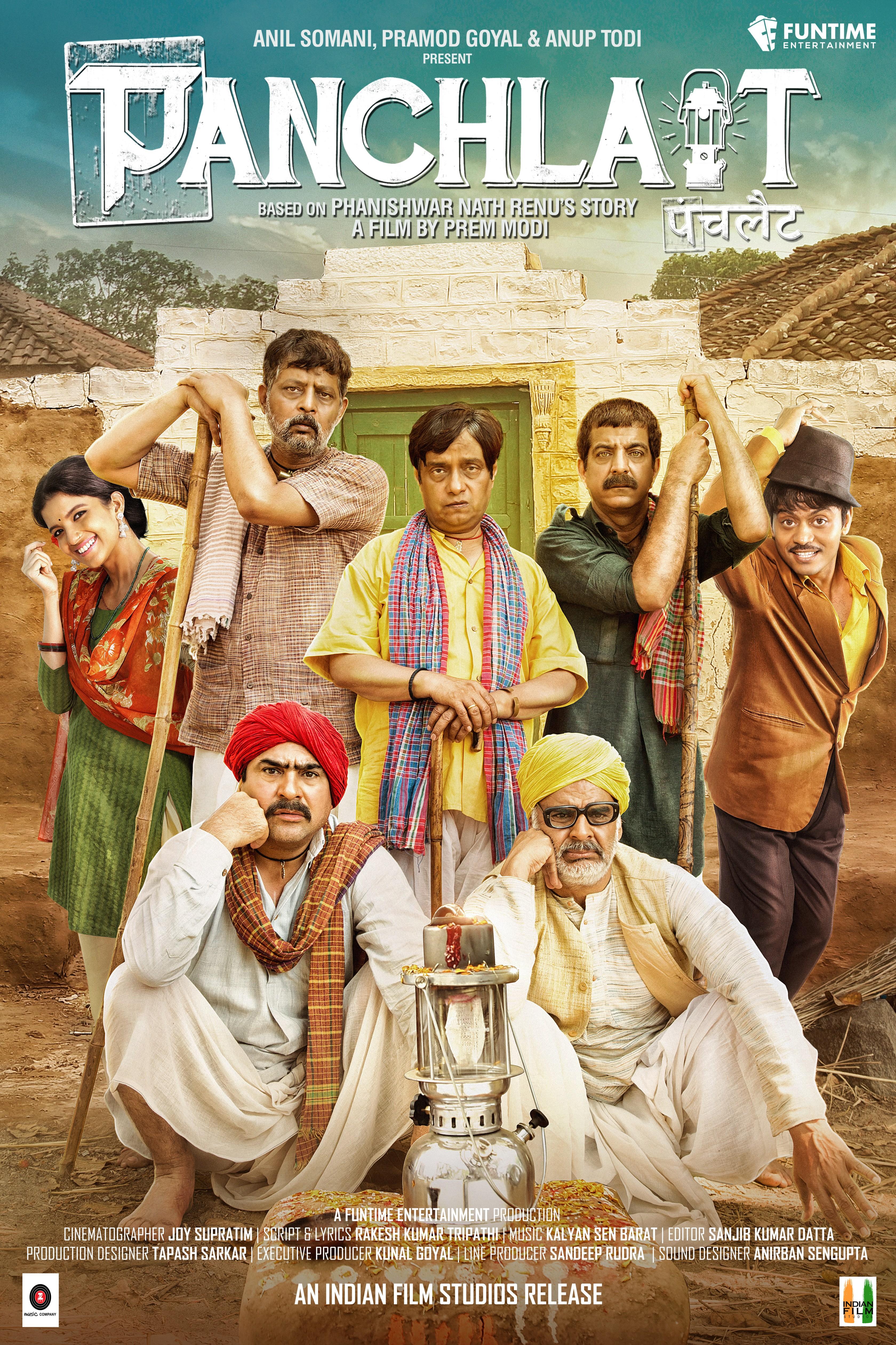 Panchlait 2017 Hindi Movie 720p MX HDRip 850MB Download