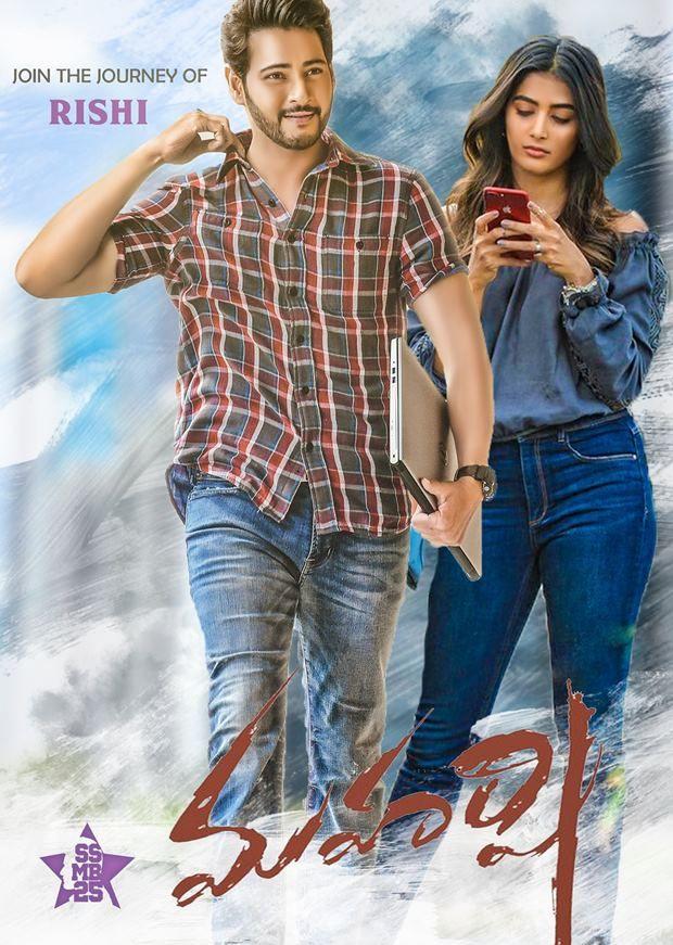 Download Maharshi 2019 Hindi Dubbed Full Movie 720p HQ HDRip 1.4GB
