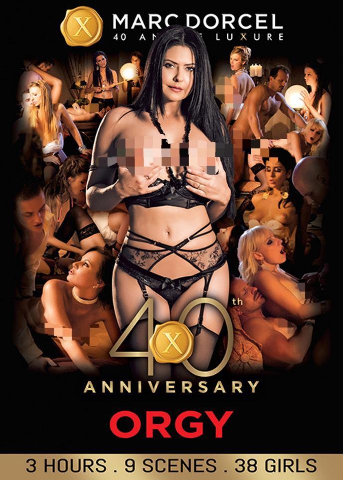 40 Anniversary Orgy 2019 English DVDRip x264
