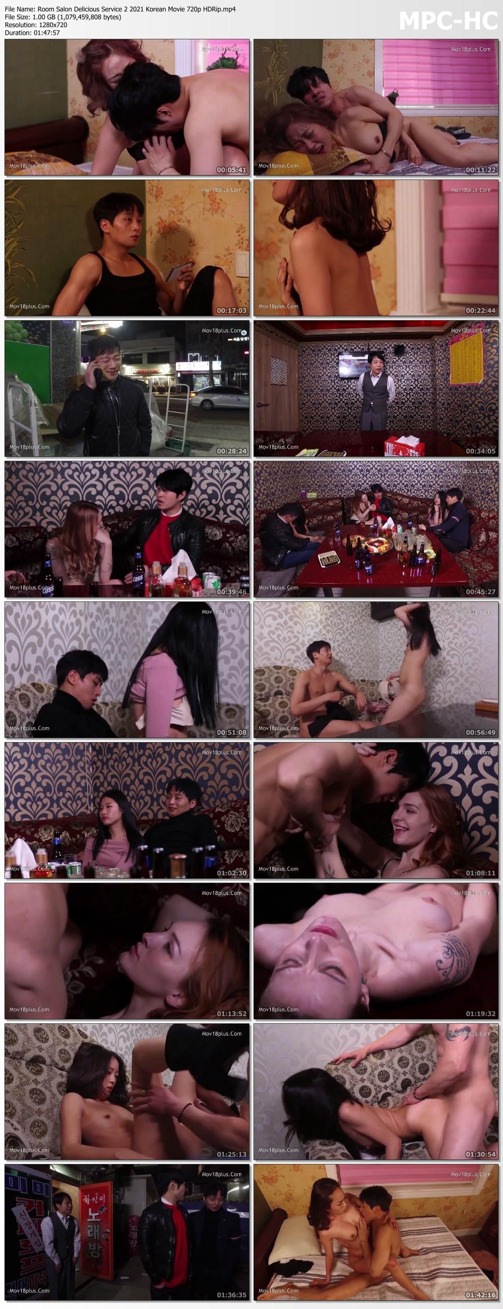 Room Salon Delicious Service 2 2021 Korean Movie 720p HDRip.mp4 thumbs