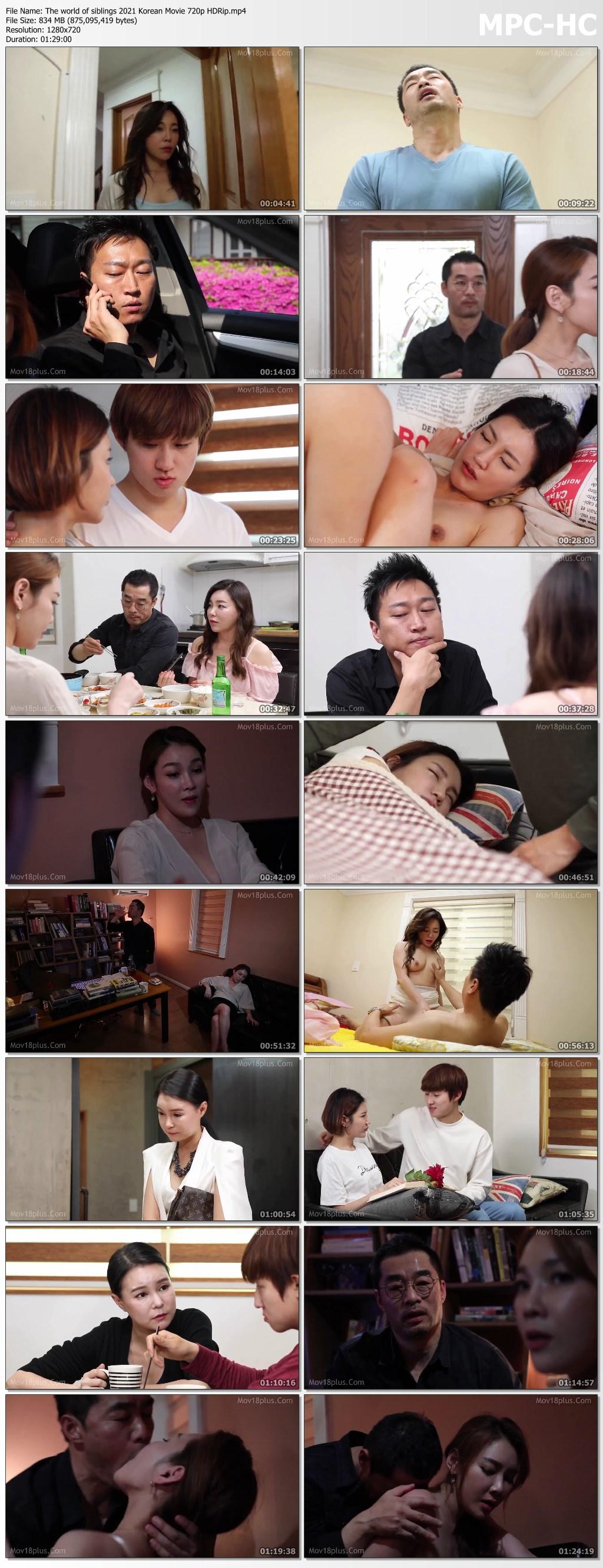 The world of siblings 2021 Korean Movie 720p HDRip.mp4 thumbs