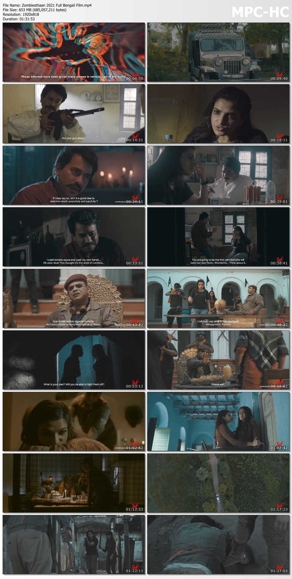 Zombiesthaan 2021 Full Bengali Film.mp4 thumbs