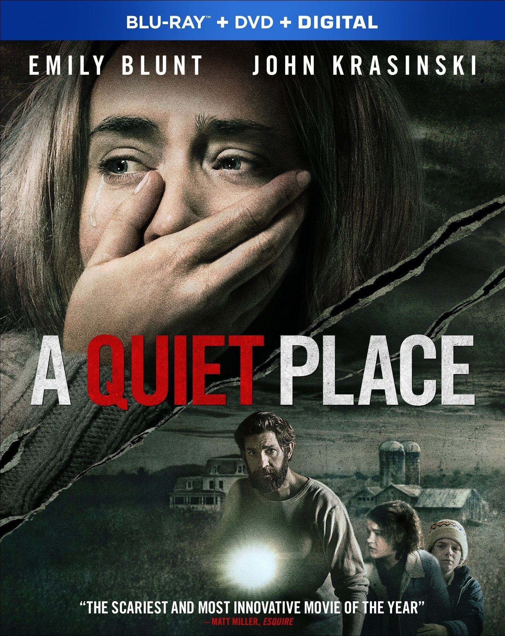 A Quiet Place (2018) HDRip Hindi Movie Watch Online Free