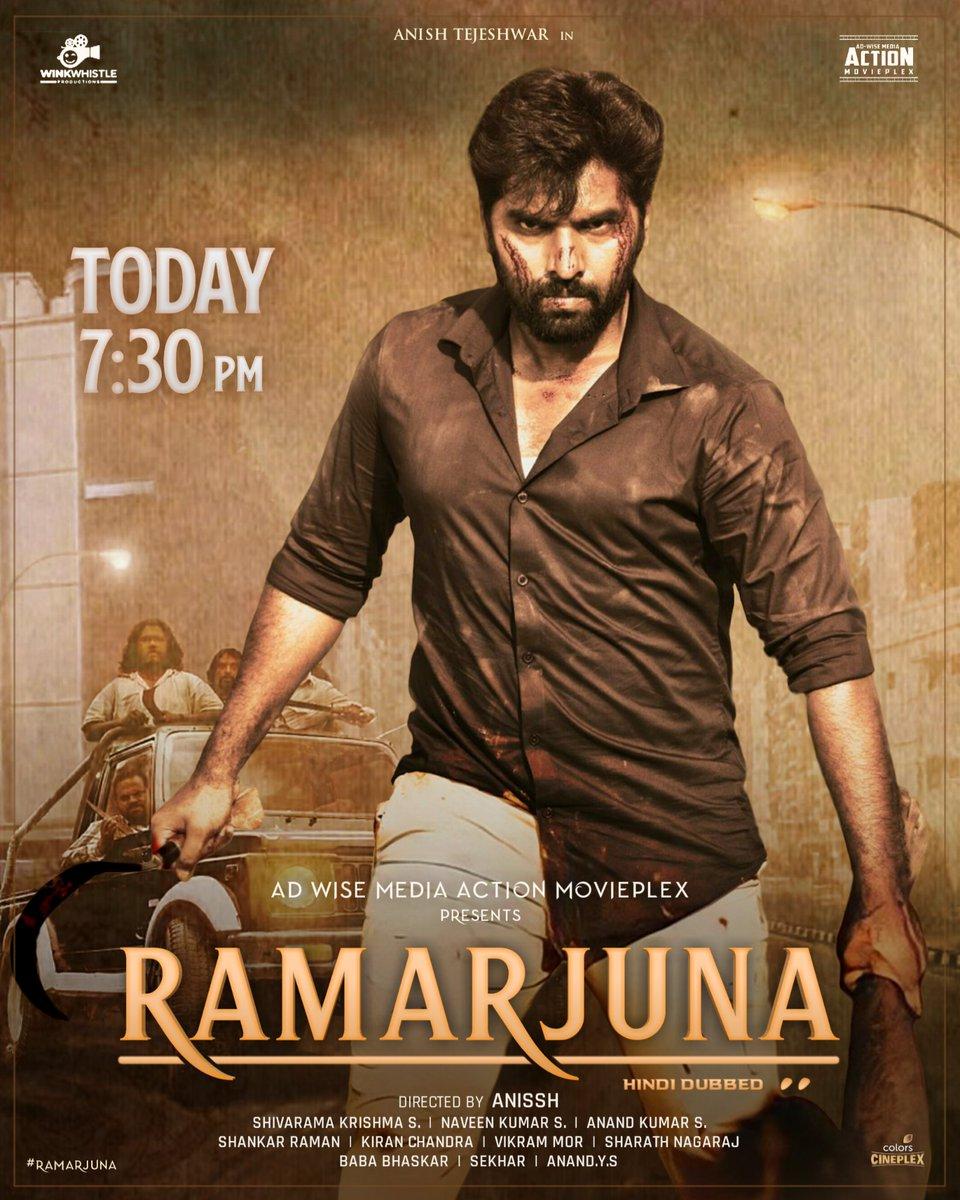 Download Ramarjuna (2021) Hindi Dubbed Full Movie 480p, 720p & 1080p