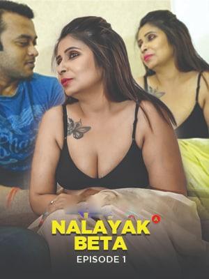 18+ Nalayak Beta 2021 S01E01 NightCinema Hindi Web Series 720p HDRip 210MB Download