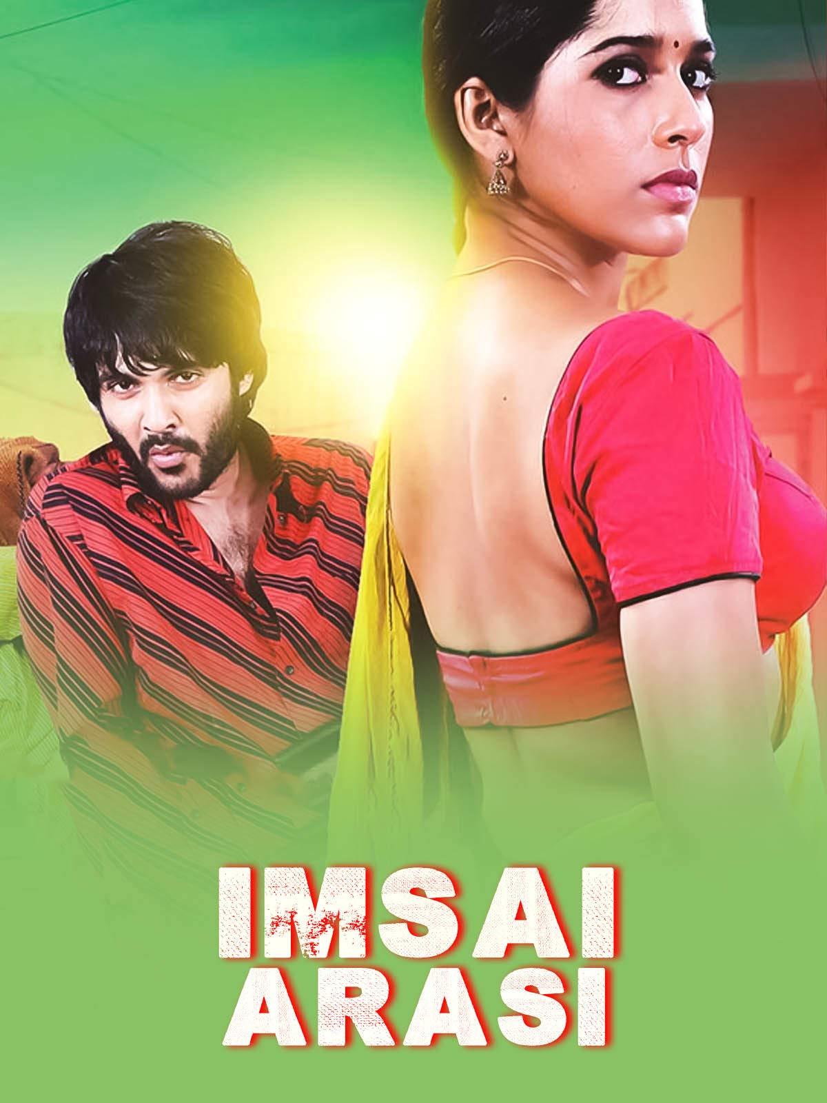 Imsai Arasi (2020) Hindi Dubbed 720p HQ HDRip 950MB Download