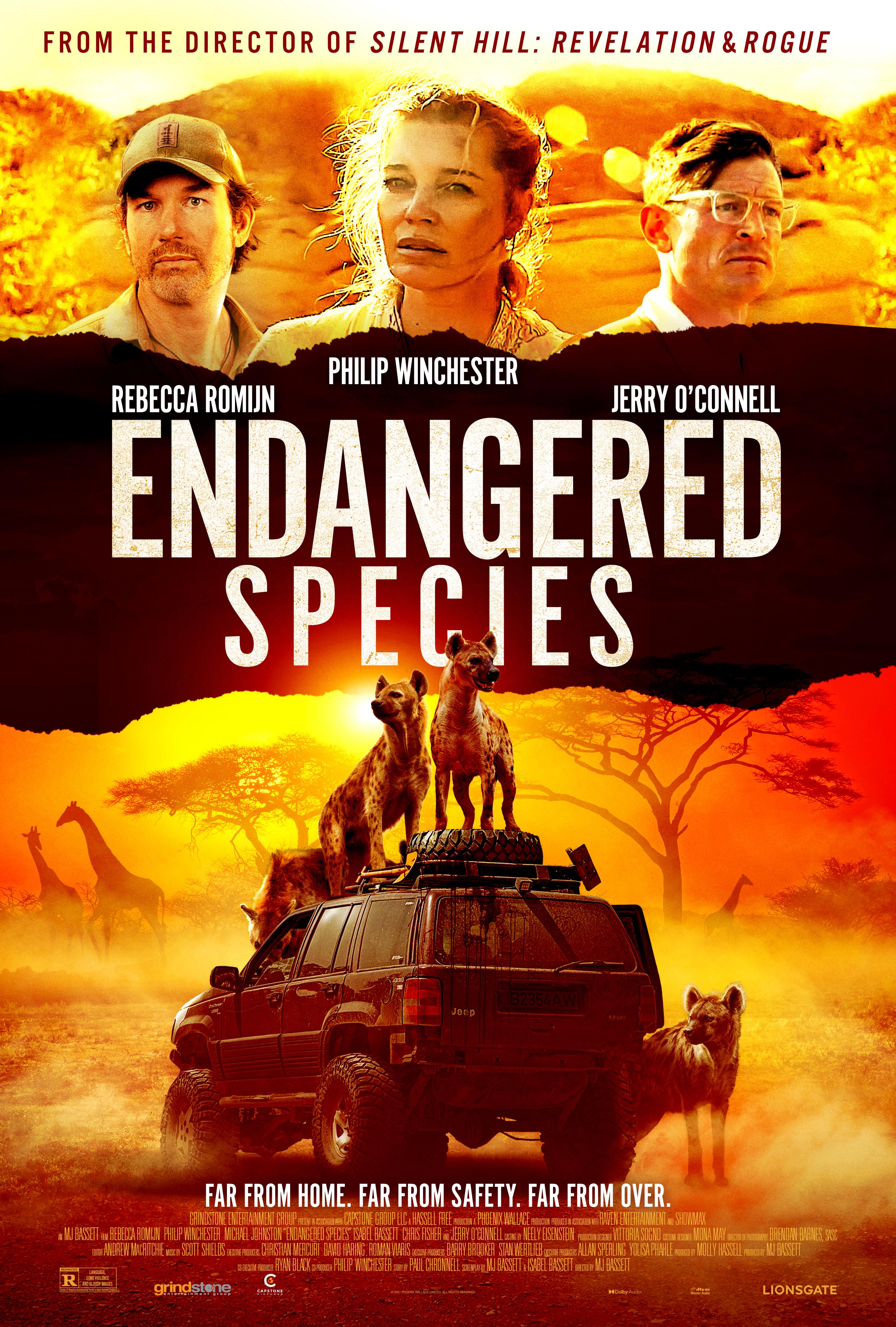 Endangered Species 2021 English 1080p BluRay 1.4GB