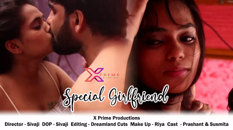 18+ Special Girlfriend 2021 XPrime UNCUT Hindi Short Film 720p HDRip 100MB Watch Online and Download