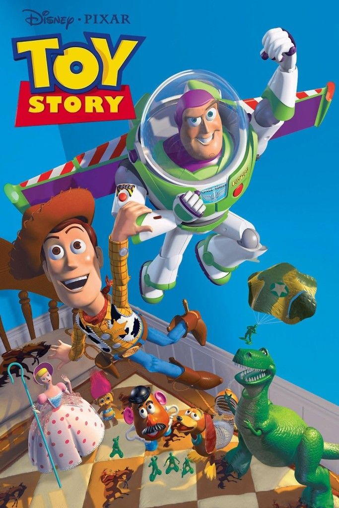 Toy Story 1995 Hindi Dual Audio 1080p BluRay ESubs 1.2GB