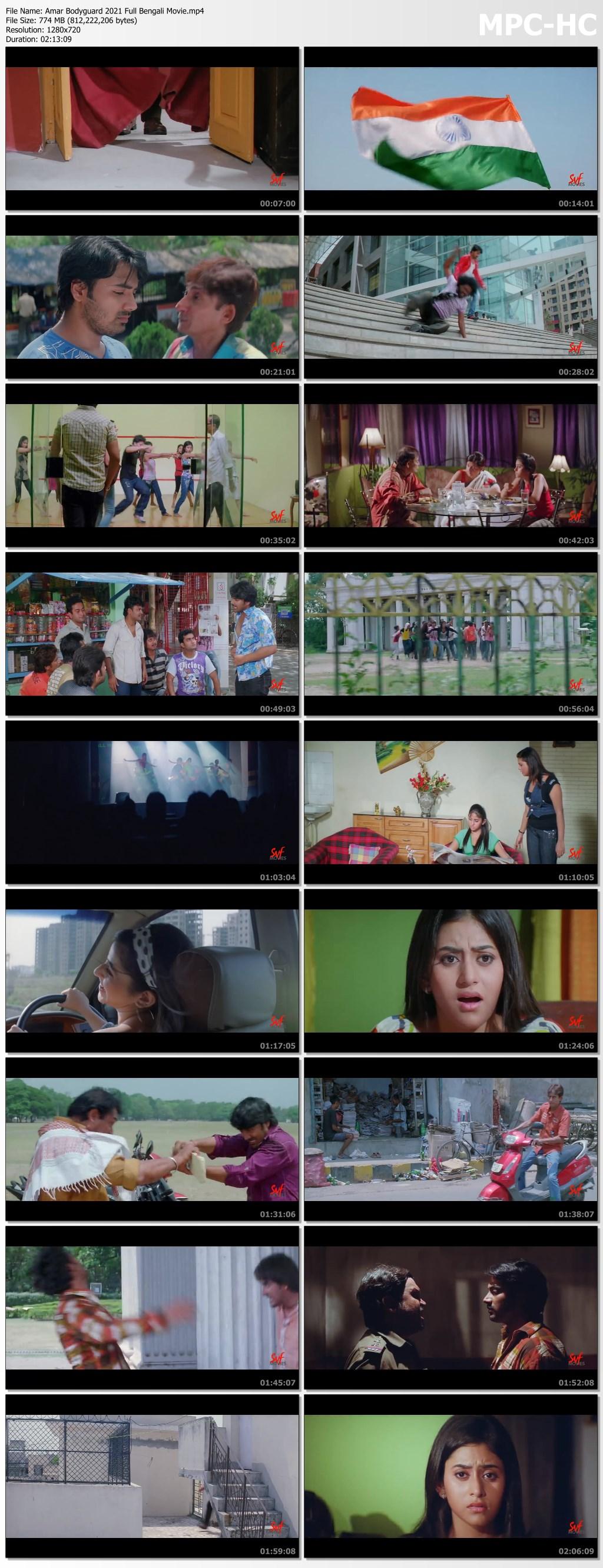 Amar Bodyguard 2021 Full Bengali Movie.mp4 thumbs