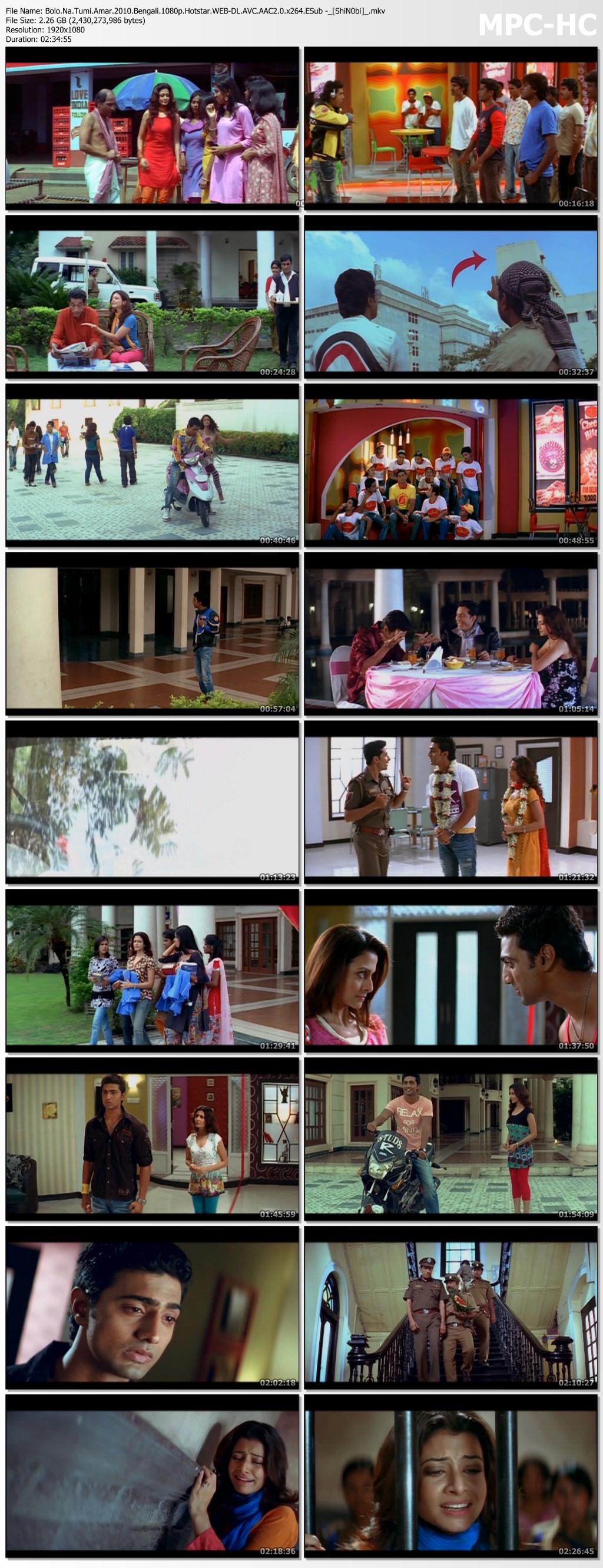 Bolo.Na.Tumi.Amar.2010.Bengali.1080p.Hotstar.WEB DL.AVC.AAC2.0.x264.ESub [ShiN0bi] .mkv thumbs
