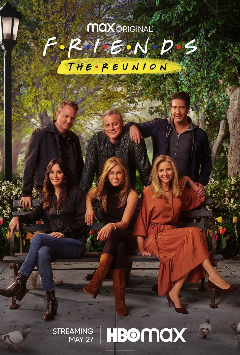 Friends The Reunion 2021 English 720p HMAX HDRip 800MB Download