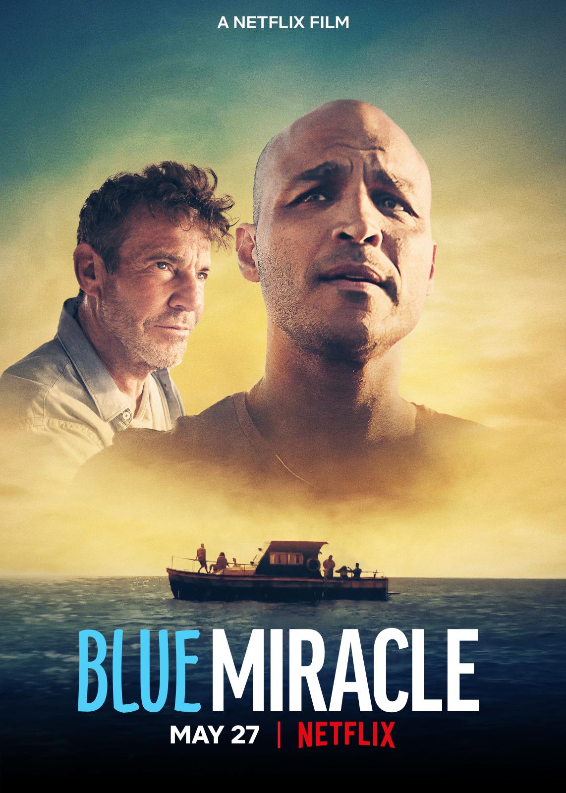 Blue Miracle 2021 Hindi ORG Dual Audio 1080p NF HDRip MSub 1.4GB