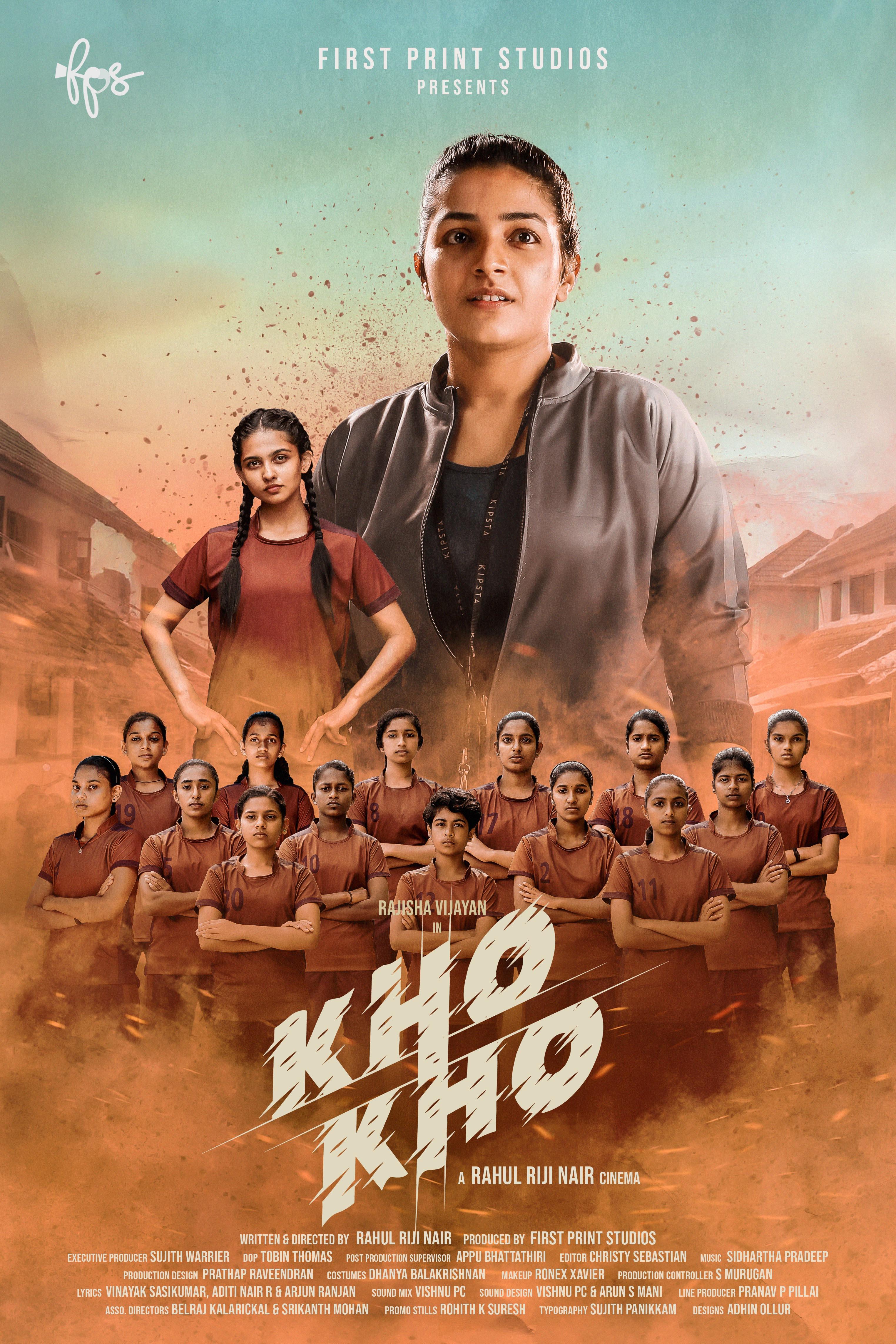 Kho Kho 2021 Malayalam 480p HDRip 400MB Download