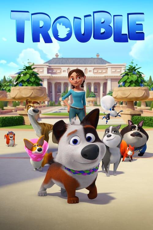 Dog Gone Trouble (Trouble) 2021 Hindi ORG Dual Audio 1080p NF HDRip ESub 1.9GB x264 AAC