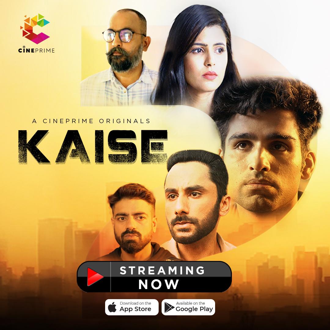 Kaise 2021 Cineprime Hindi Short Film 720p HDRip 170MB x264 AAC