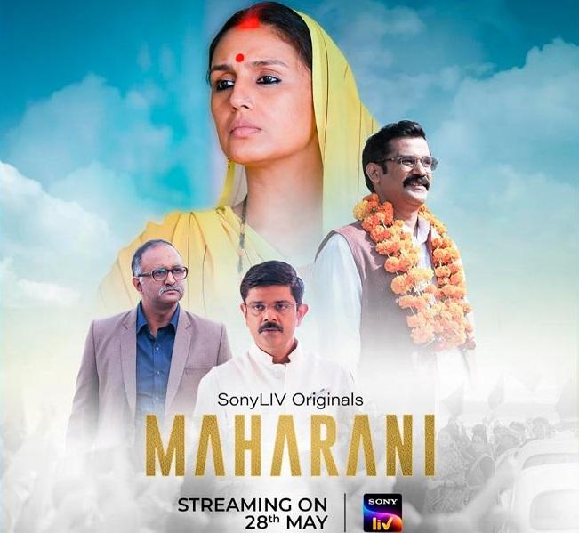 Maharani - Season 1 HDRip Hindi Web Series Watch Online Free