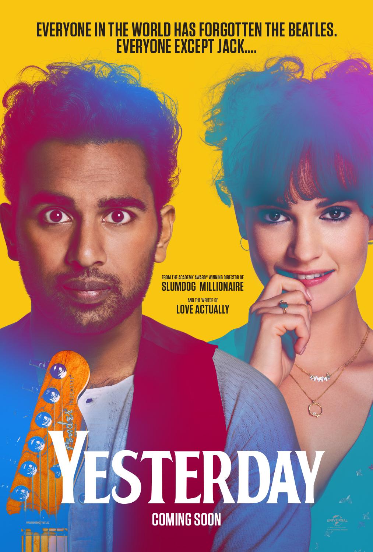 Yesterday (2020) HDRip Hindi Movie Watch Online Free