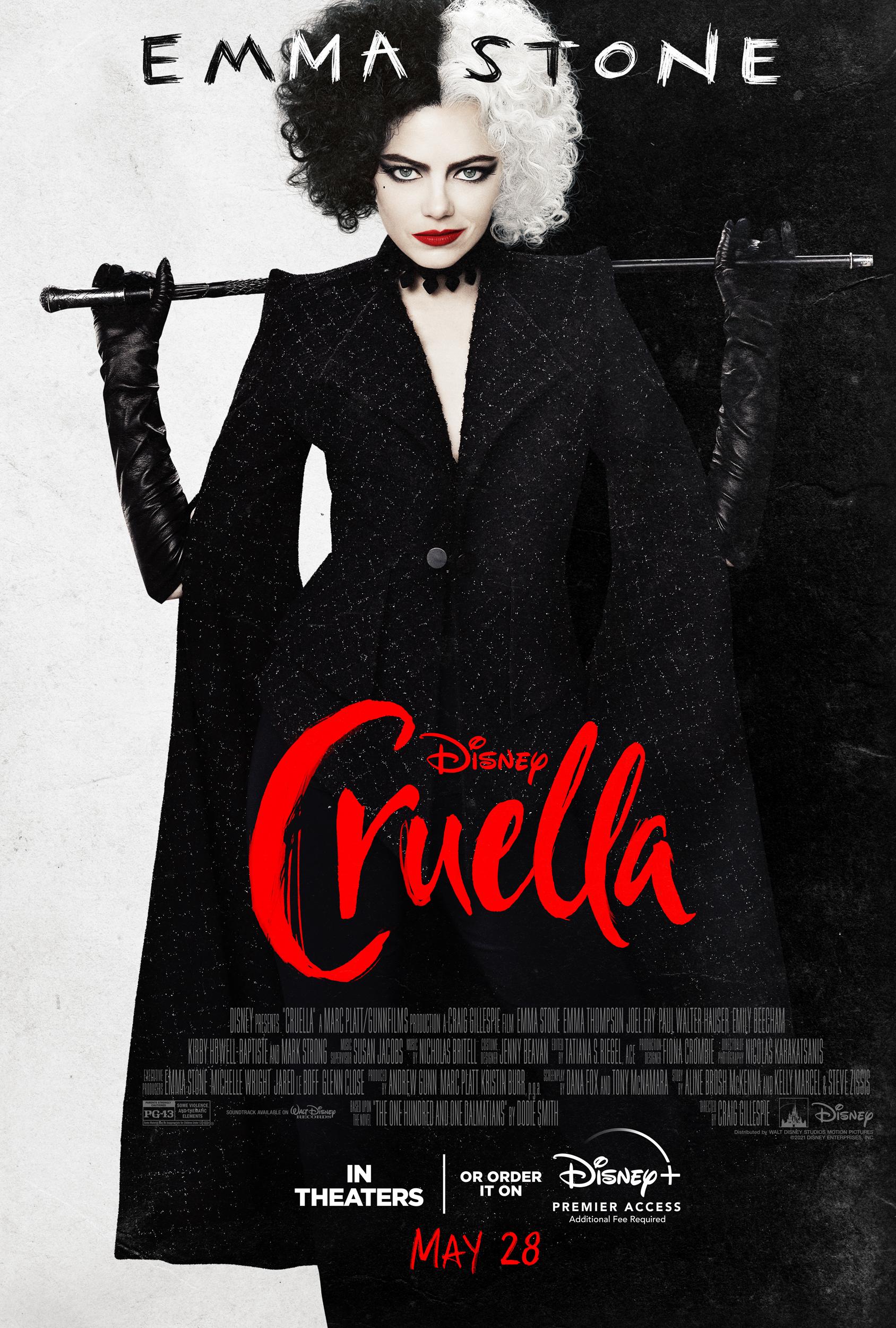 Cruella 2021 English 1080p HDRip MSub 1.9GB