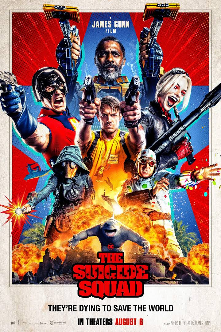 The Suicide Squad 2021 Hindi Dubbed Official Trailer 1080p HDRip Download