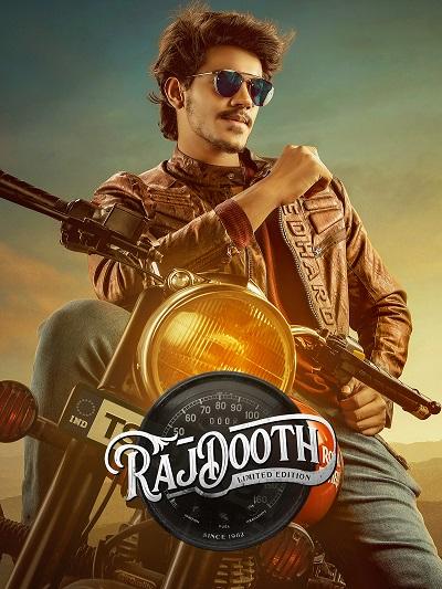 Rajdooth 2021 Hindi Dubbed 720p HDRip 1.1GB Download