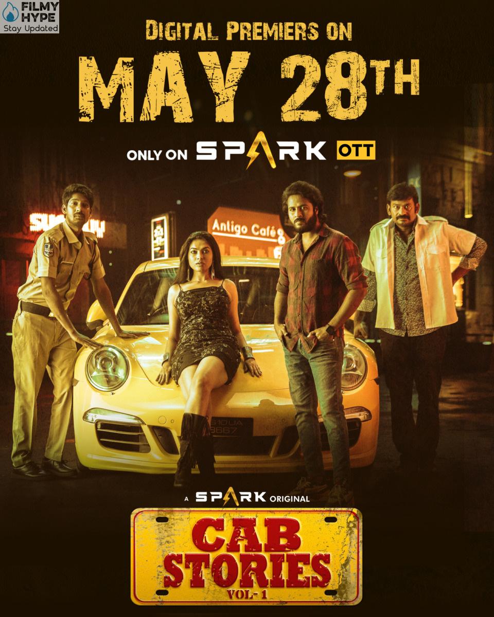 Cab Stories Vol 1 2021 Telugu 480p HDRip 420MB Download