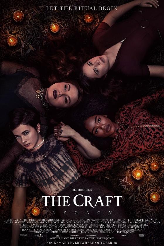 The Craft Legacy (2020) HDRip Hindi Movie Watch Online Free