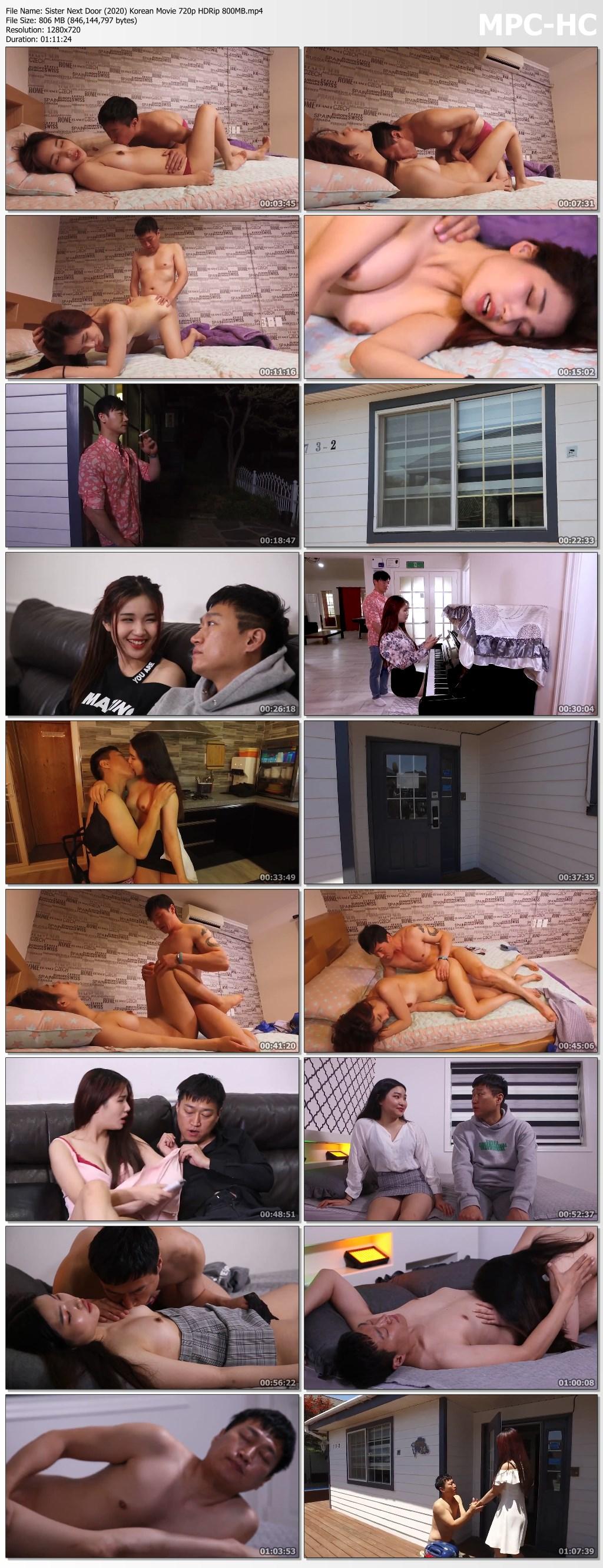 Sister Next Door (2020) Korean Movie 720p HDRip 800MB.mp4 thumbs