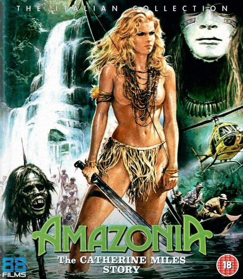 18+ White Slave (Amazonia) 2021 Italian Hot Movie 720p BluRay 700MB x264 AAC