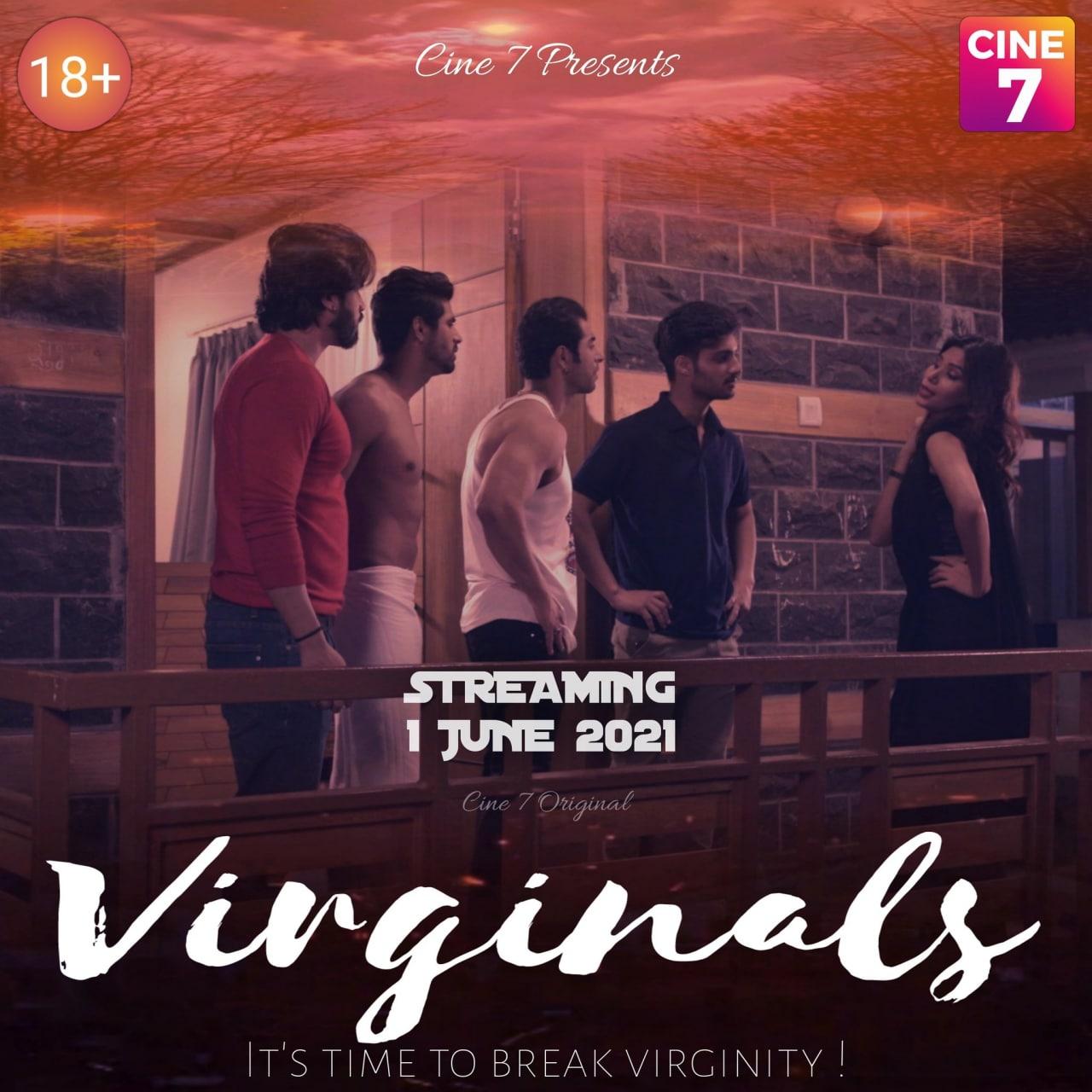 18+ Virginals 2021 Cine7 App Hindi Short Film 720p HDRip 450MB Download