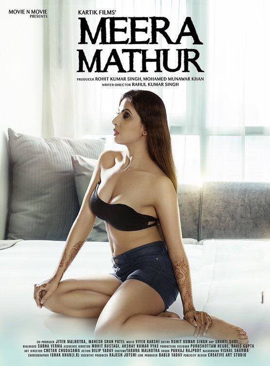 18+ Meera Mathur 2021 Hindi Movie 720p HDRip 600MB Download