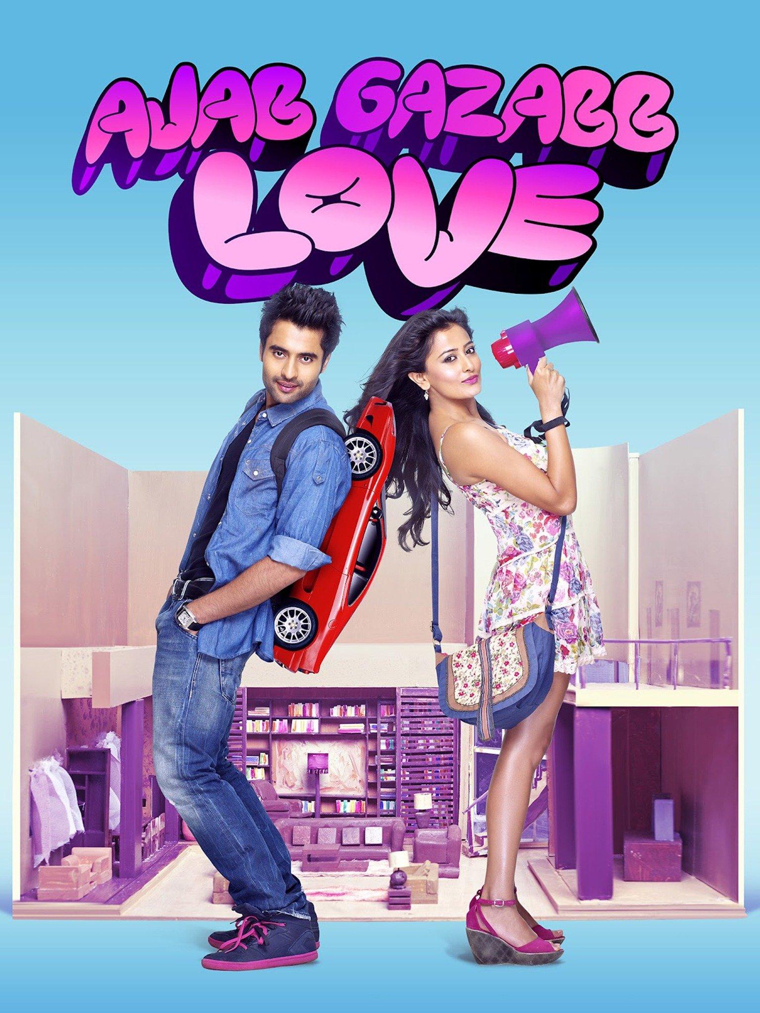 Ajab Gazabb Love (2012) Hindi Movie WEB-HD 400MB Download