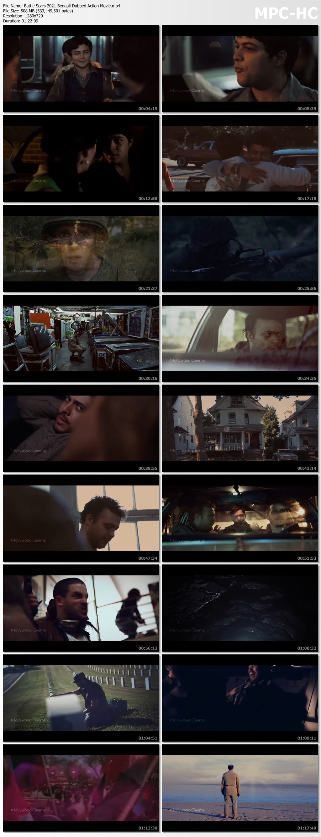 Battle Scars 2021 Bengali Dubbed Action Movie.mp4 thumbs