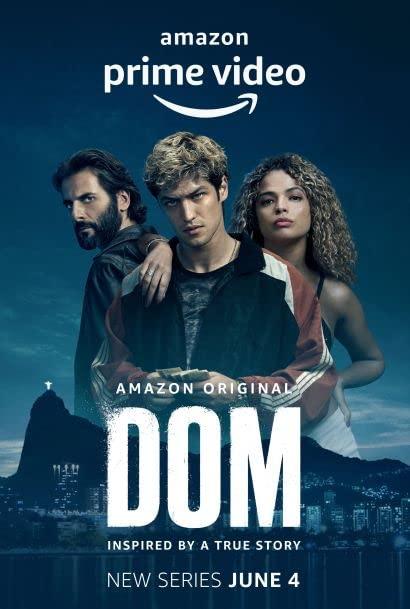18+ Dom 2021 S01 Hindi Amazon Original Complete Web Series 720p HDRip 3GB x264 AAC