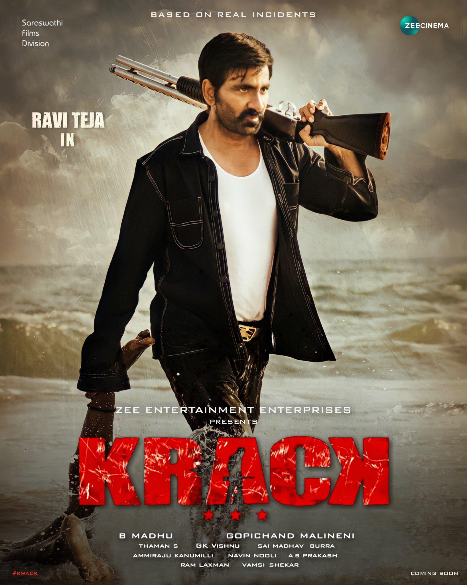 Krack 2021 Hindi ORG Dual Audio 720p HDRip ESub Download