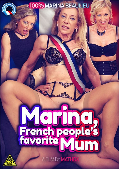 18+ Marina, French People's Favorite Mum 2021 English UNRATED 720p WEBRip Download