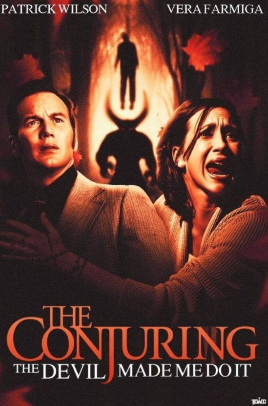 The Conjuring The Devil Made Me Do It 2021 English 720p HMAX HDRip 800MB Download