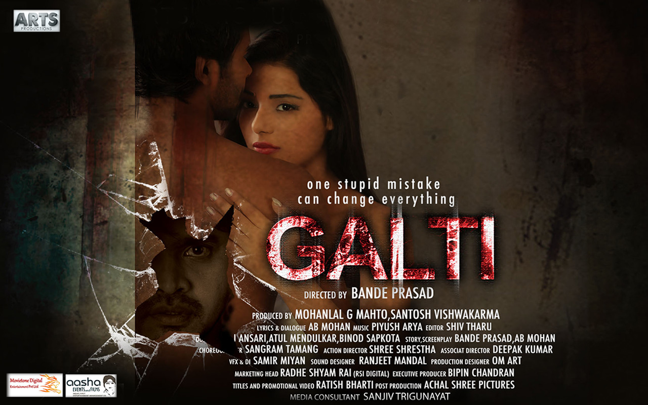 18+ Galti 2021 Hindi Hot Movie 720p HDRip 700MB x264 AAC