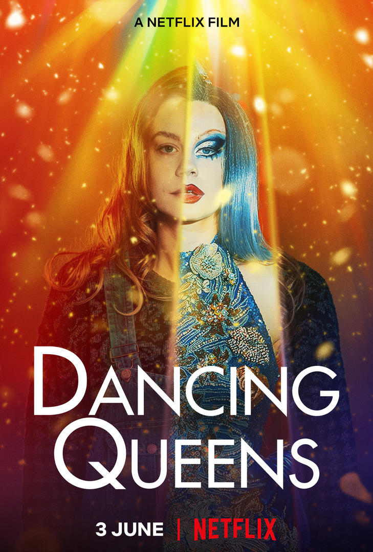 Dancing Queens 2021 English 480p NF HDRip 350MB Download