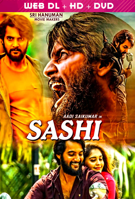 Sashi 2021 HQ Hindi Dubbed 480p HDRip ESub 400MB Download