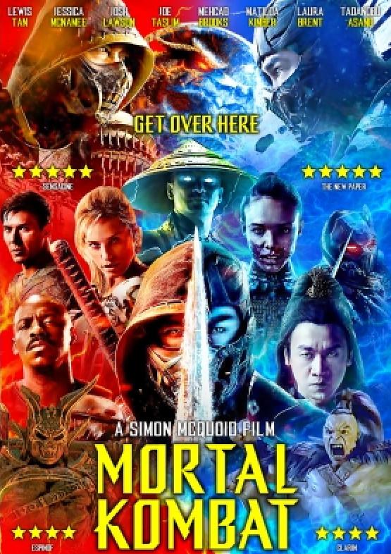 Mortal Kombat 2021 Hindi ORG Dual Audio 720p HDRip 1GB Download