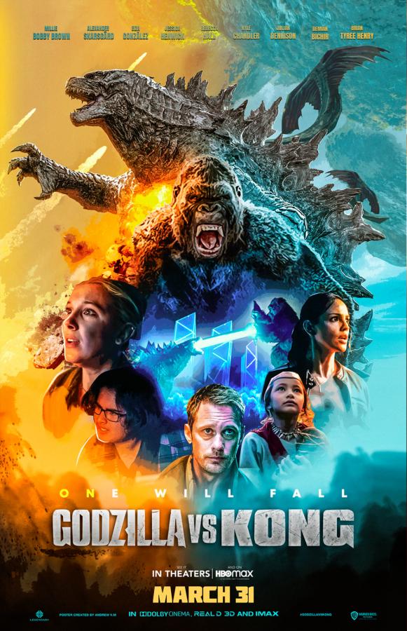 Godzilla vs. Kong 2021 Hindi ORG Dual Audio 480p BluRay ESub 400MB Download