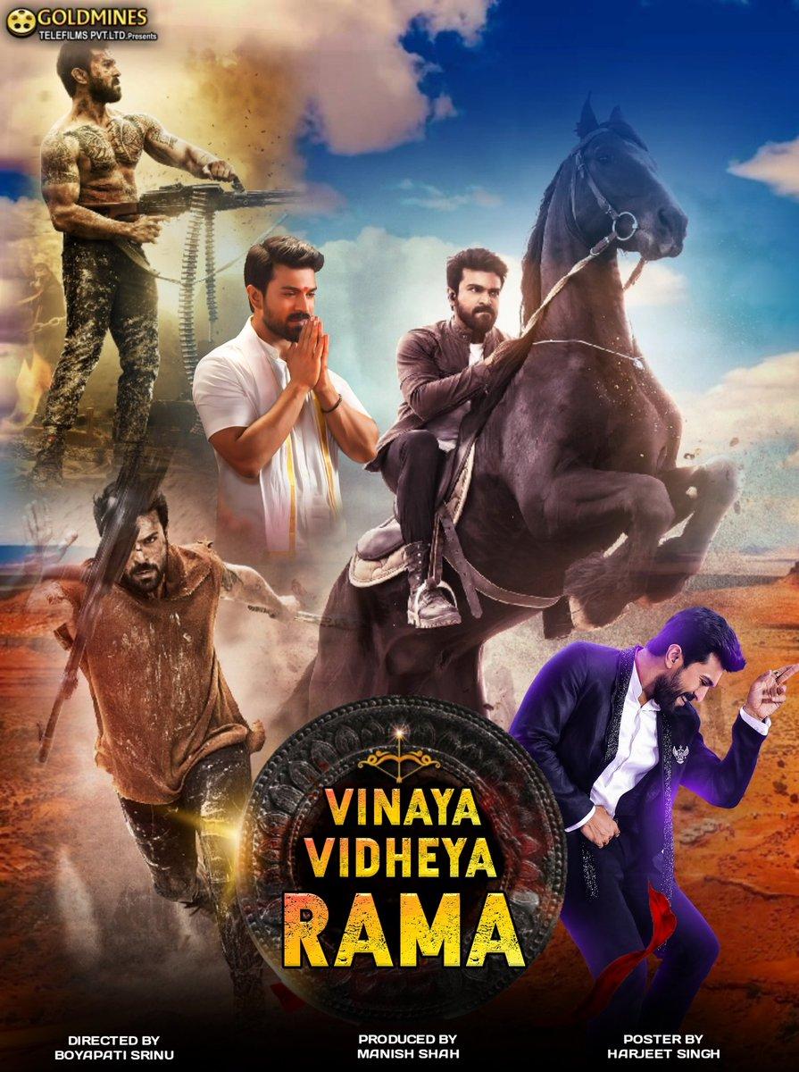 Vinaya Vidheya Rama 2019 Hindi Dubbed 720p HDRip 900MB Download
