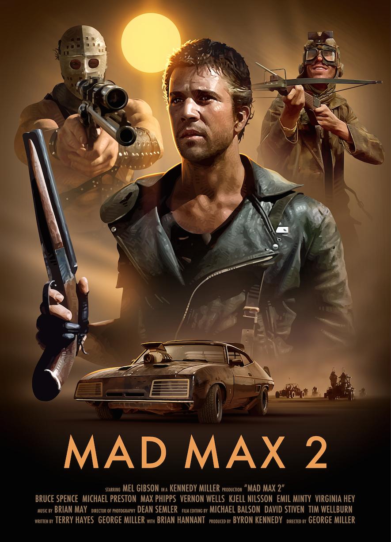 Mad Max 2 The Road Warrior 1981 Hindi Dual Audio 480p BluRay 350MB Download