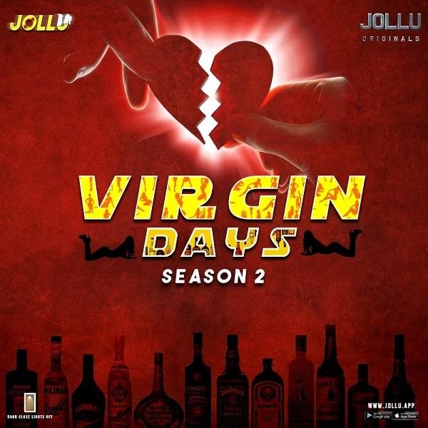18+ Virgin Days 2021 S02 Tamil Complete Jollu Original Web Series 480p HDRip 300MB Download