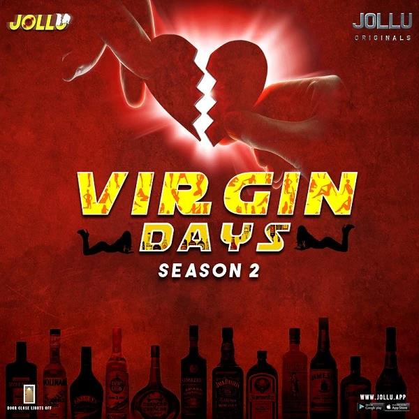 Download Virgin Days 2021 S02 Tamil Complete Jollu Original Web Series 480p HDRip 350MB