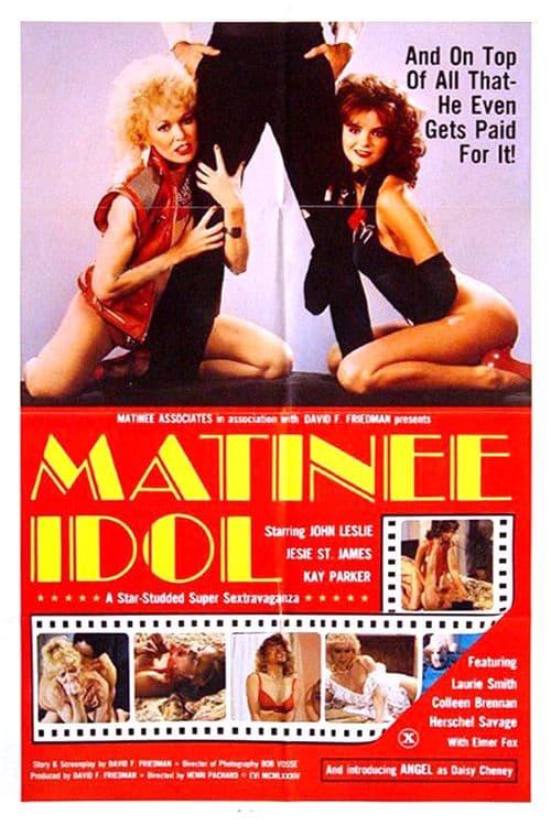 18+ Matinee Idol (US 2021) English Hot Movie 720p BluRay 700MB Download