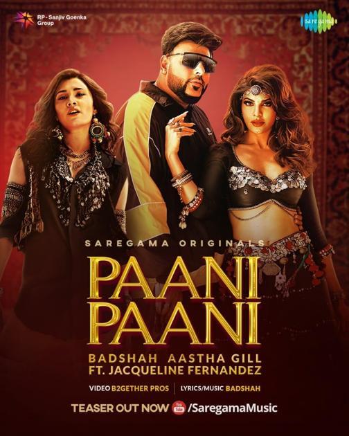 Paani Paani By Badshah & Jacqueline Fernandez Official Music Video 1080p HDRip Download